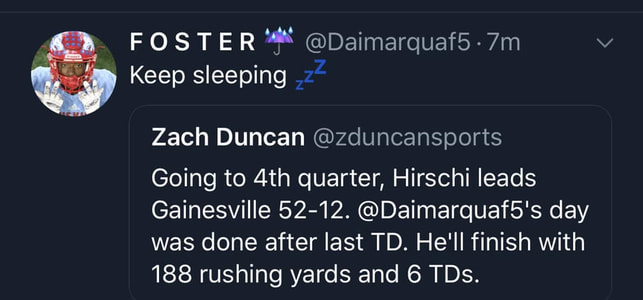 tcu football commit,daimarqua foster, scout trout all-american, top ranked recruit, top 300 fb recruits, top qb recruit rankings, 2019 qb recruit rankings, 2019 fb recruit rankings, football recruiting rankings, cfb recruiting , cfb rankings, top 25 fbs, top 25 fcs, top 25 d2, top 25 naia, college football today, tanner rickle, zayne guthrie, brenden taylor, top rated cfb recruits,