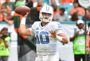 UNC Football, MItch Trubinski, Draft Quarterback, NFL Draft 2017 , NFL Draft, NFL