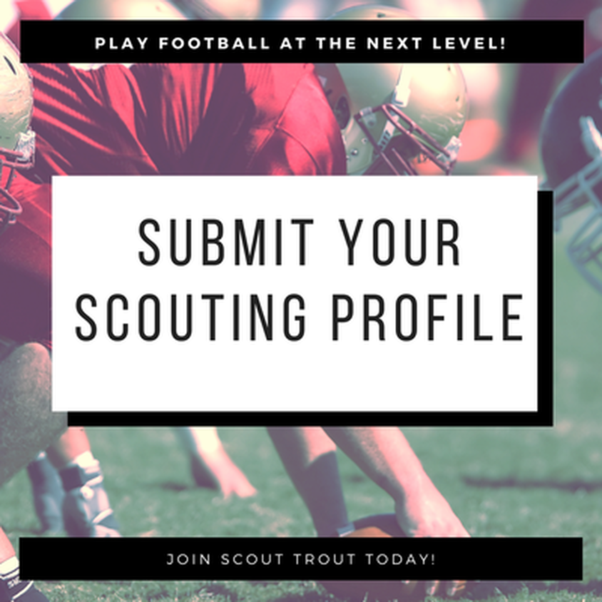 scout trout football recruiters, texas football recruiter, georgia football recruiter, virginia football recruiter, become a scout trout recruiter, college fb scouting profile,