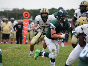 New York, College Football Recruiting, Scout Trout, Football scholarships, athletic scholarships, New York City, NY City, Syracuse Football Prospect, Elite Running Back,