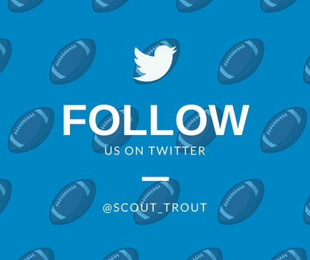 Twitter, Scout Trout, All-American, Follow, Football Scholarships, CLG Football, College, Student-Athlete, Athletic Scholarship, Bowl game, Rose Bowl, Fiesta Bowl, Sugar Bowl, Orange Bowl, BCS National Championship, Alabama Crimson Tide, Roll Tide, Pittsburgh Steelers, Merf Trout