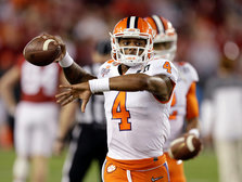Clemson Football, NFL Draft, Deshaun Watson, NFL Football, NFL Headlines, First Round Draft Pick