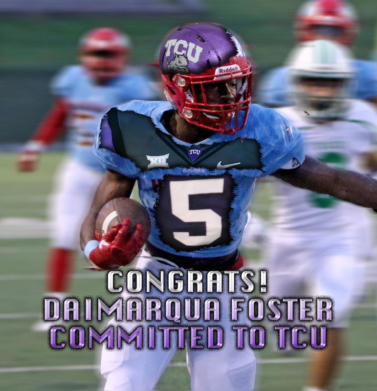 texas hs football recruits, texas football recruits, tcu football recruits. hirschi high school football, huskies football, uw football, college football recruiting, hirschi football 2018 preview, daimarqua foster, lloyd murray jr, top college football recruits, scout trout all-american, sports news, college football radio, college football today,