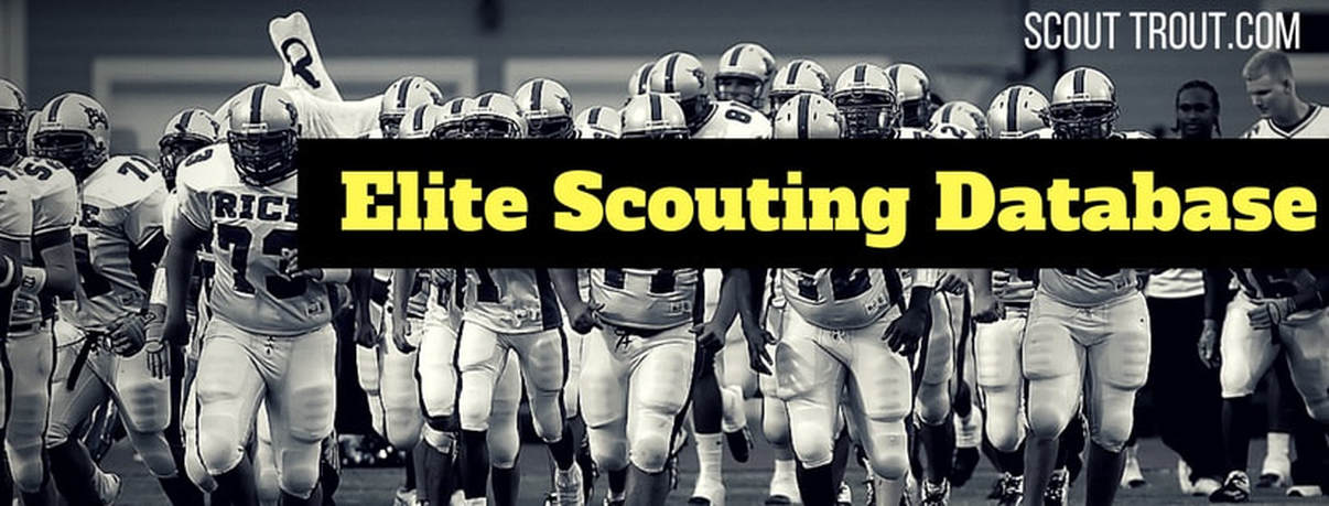 ncaa football eval period, 2020 college football recruiting, top 2020 ol recruit, scout trout elite, ncaa football recruiting profile,
