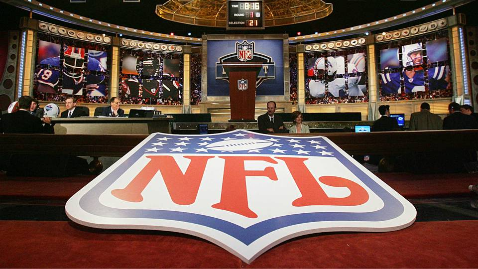 NFL Draft, NFL Draft 2017, Priority Free Agents, NFL Free Agents