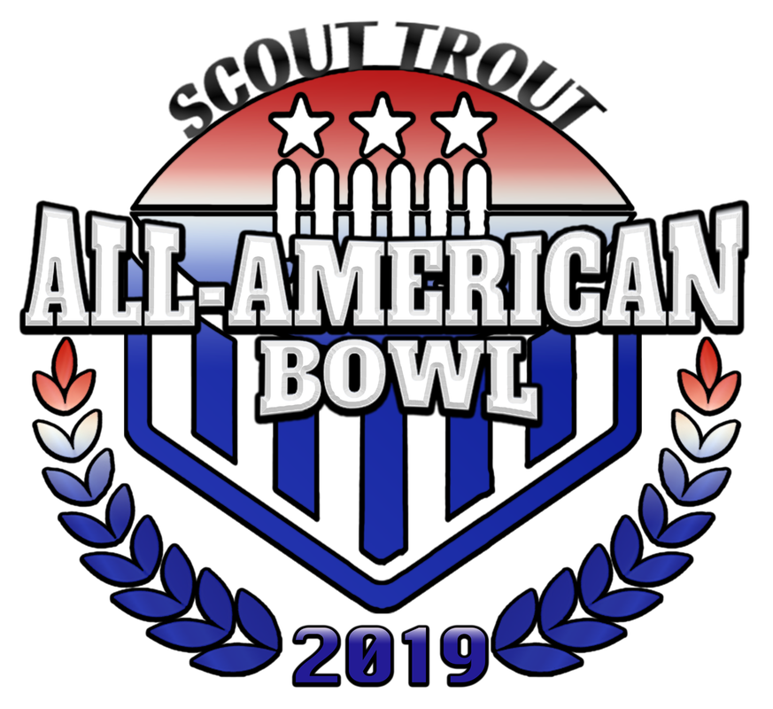top 300 recruit rankings update, scout trout all american bowl, scout trout all americans, college football today, dallas texas, the underdog recruit, the top fb recruits,. the only way to the top,