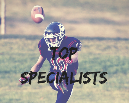 Top College Football Specialist Prospects, Class of 2019, Class of 2020, College Football, ESPN 300, Rivals 100,