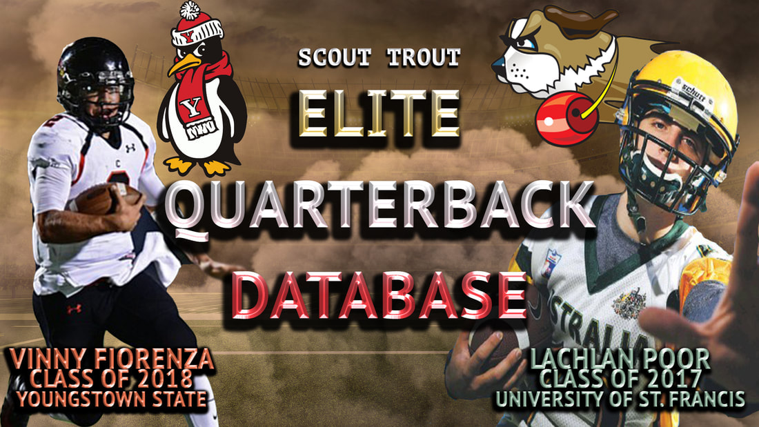 college football quarterbacks, scout trout qbs, lachlan poor, australian rules qb, fcs top 25, college football recruiting, football scholarships, how to get a football scholarship, top football recruiting website, ohio state football, nebraska football, scott frost, coach frost, ucf football, broome south carolina football, high school football all-americans, scout trout all americans, best football position coach, football coach,